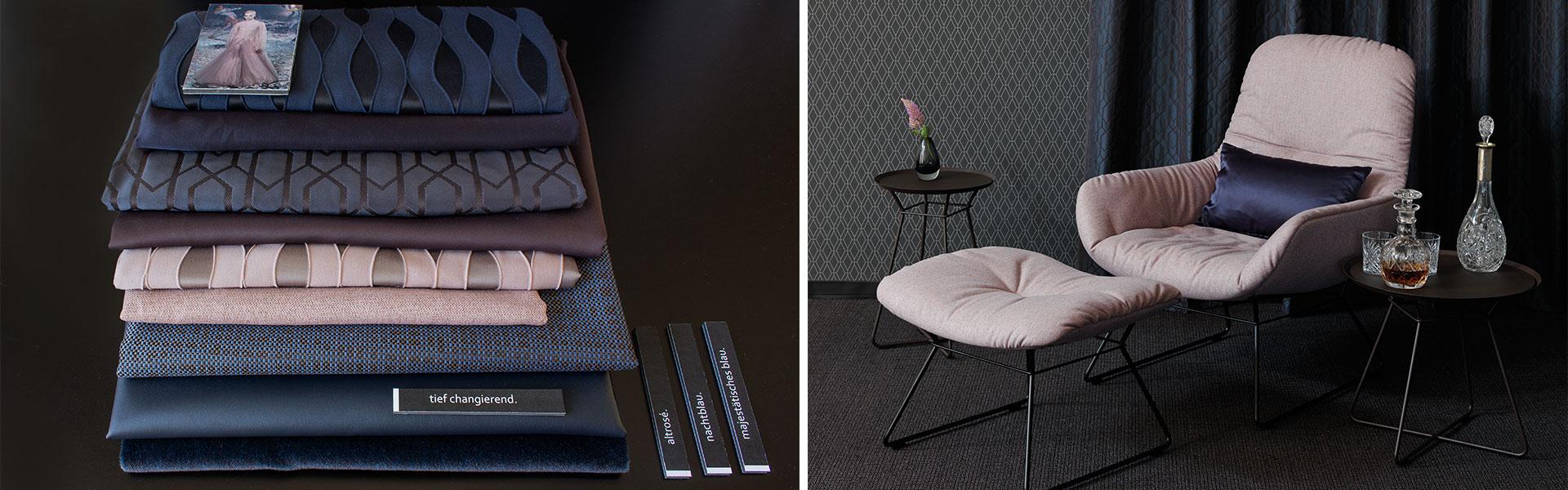 Delius Contract Fabrics